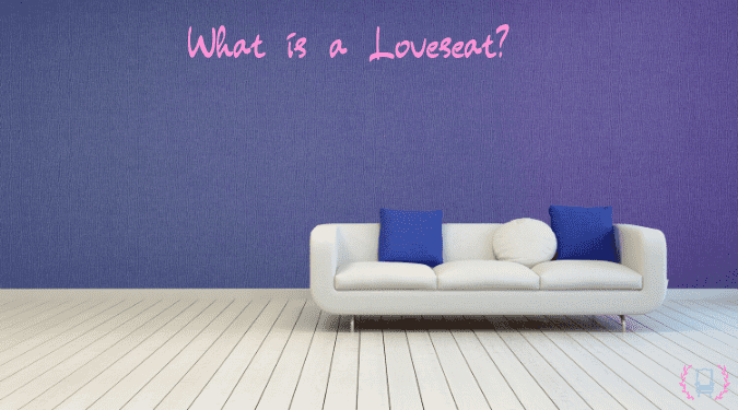 what is a loveseat